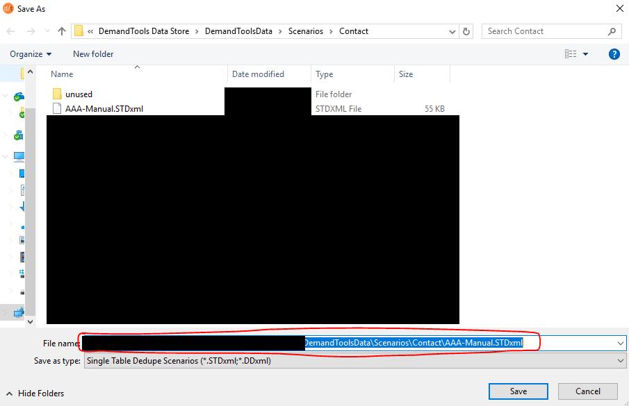 XML for Salesforce Administrators: DemandTools Configuration