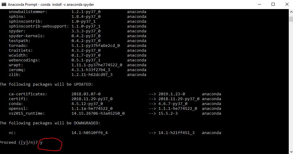 Setting up Python on Windows with Miniconda by Anaconda | Katie Kodes