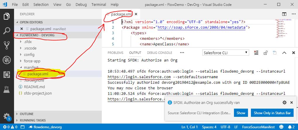 Setting up VSCode to edit Salesforce metadata | Katie Kodes